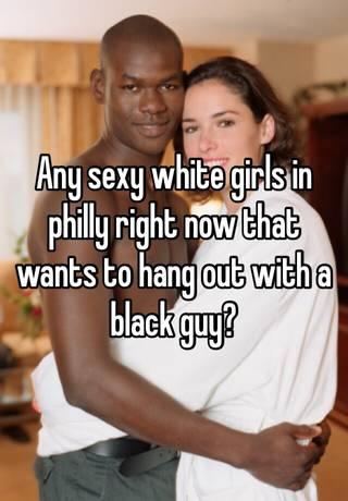White Teen Girl Black Guy