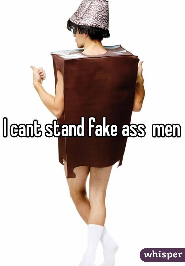 Fake ass for men