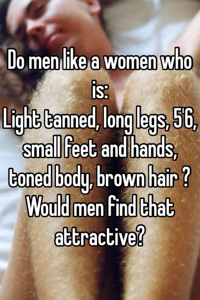 Women prefer men shaved legs