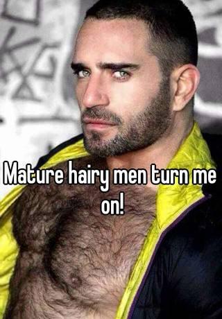 Hairy Men Mature