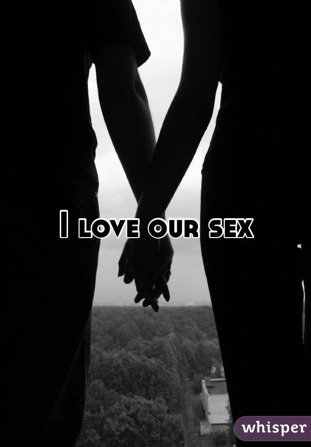 Our sex photos