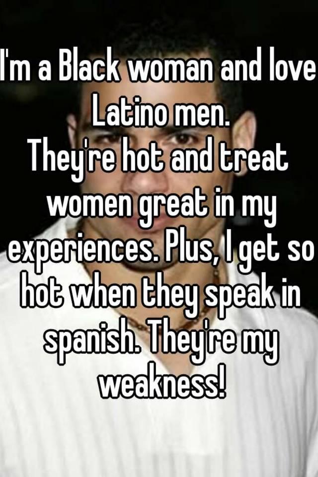 Spanish Men Who Love Black Women