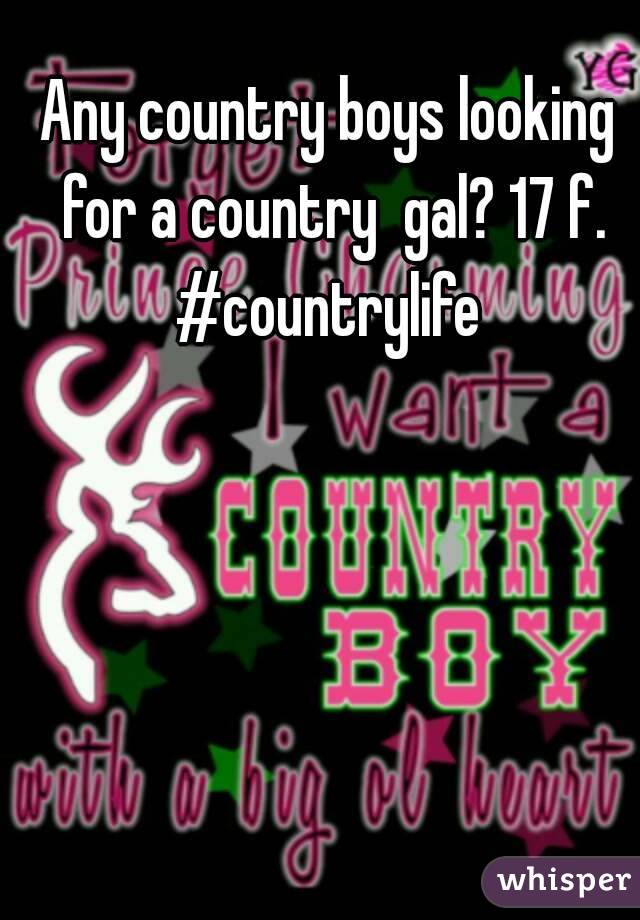 Any country boys looking for a country  gal? 17 f. #countrylife