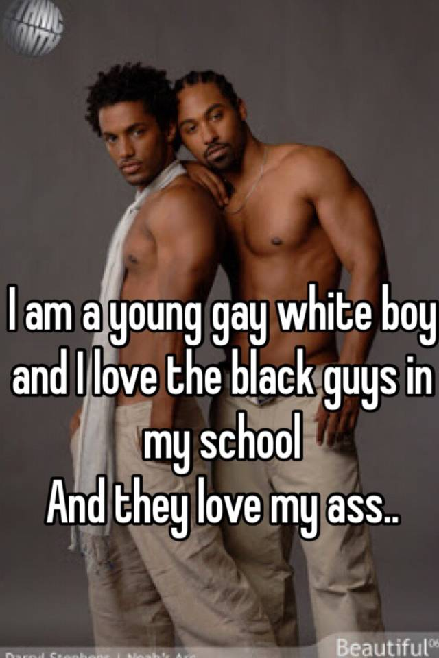 White gay love black com