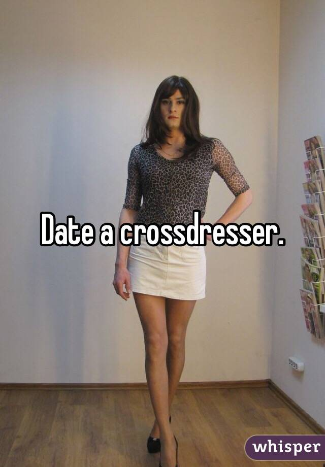 Online dating for cross dressers