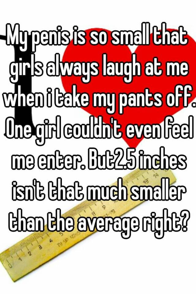 why girls laugh at me