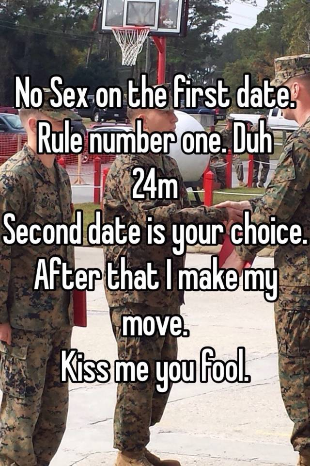second date no kiss