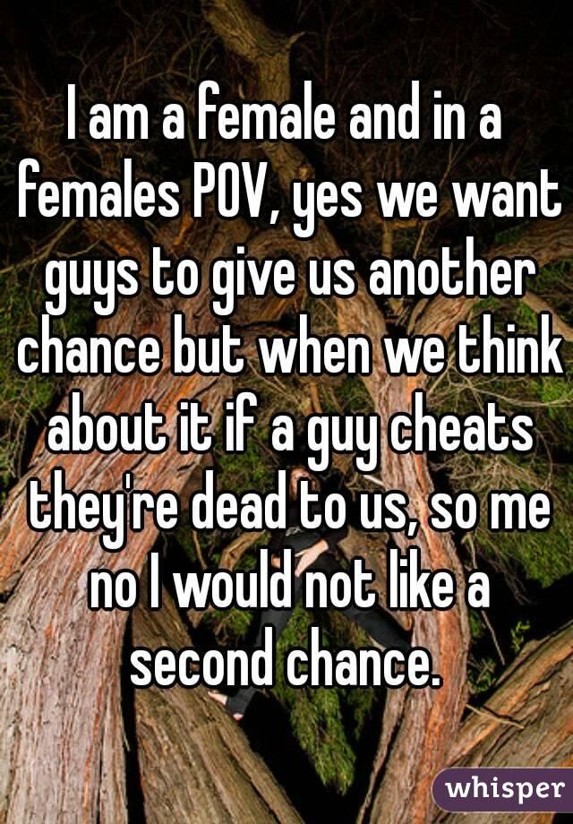 098b2b45aa9 I am a female and in a females POV