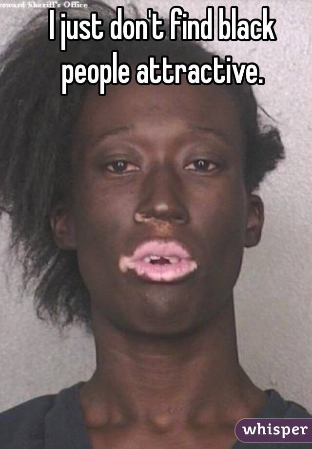 Attractive black people