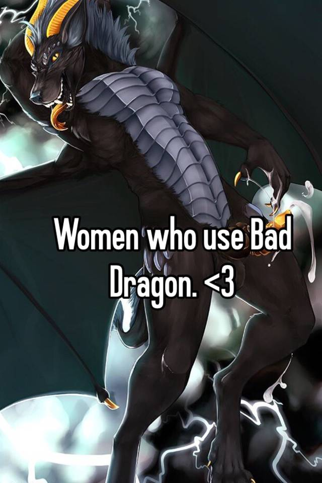 Bad Dragon In Use