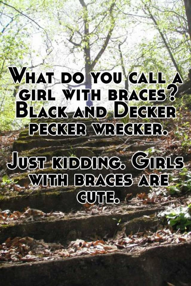 Black And Decker Pecker Wrecker