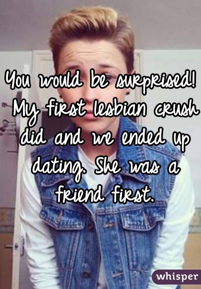 First Lesbian Crush