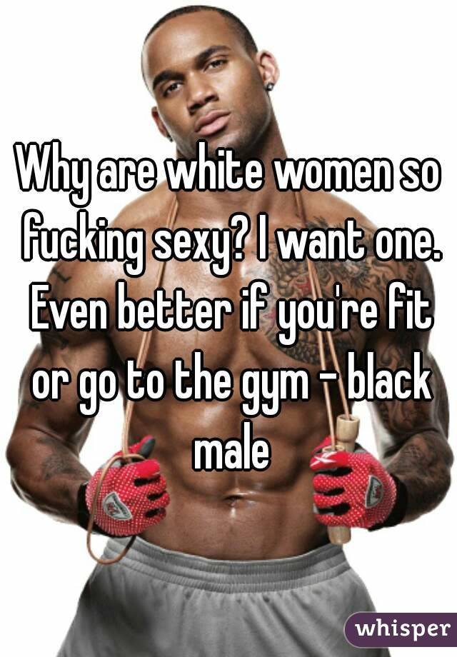 White women are better