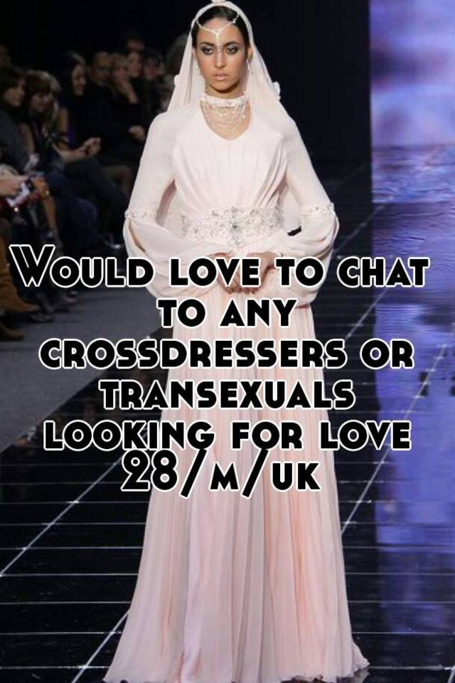 Chat with transexuals
