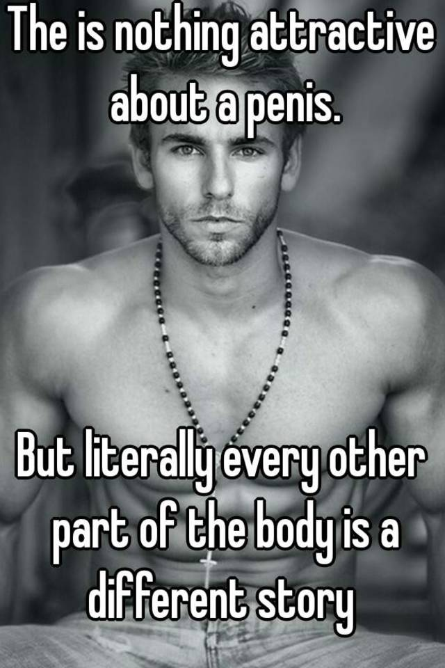 attractive penis