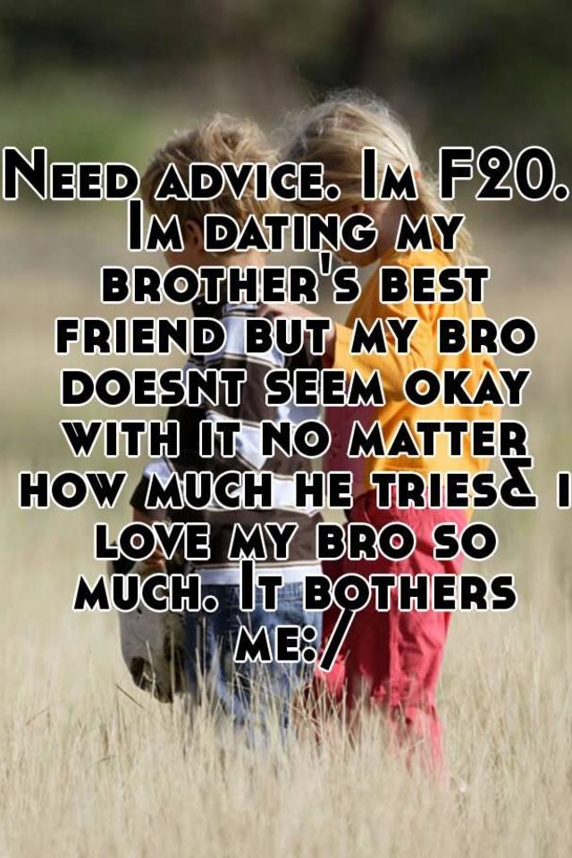 dating best friend advice