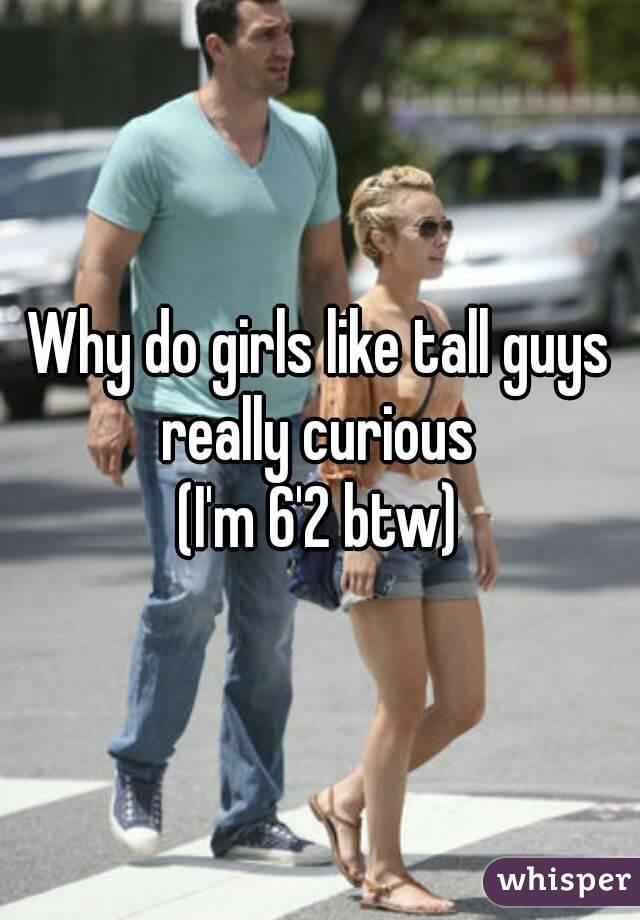 Do Tall Guys Like Tall Girls