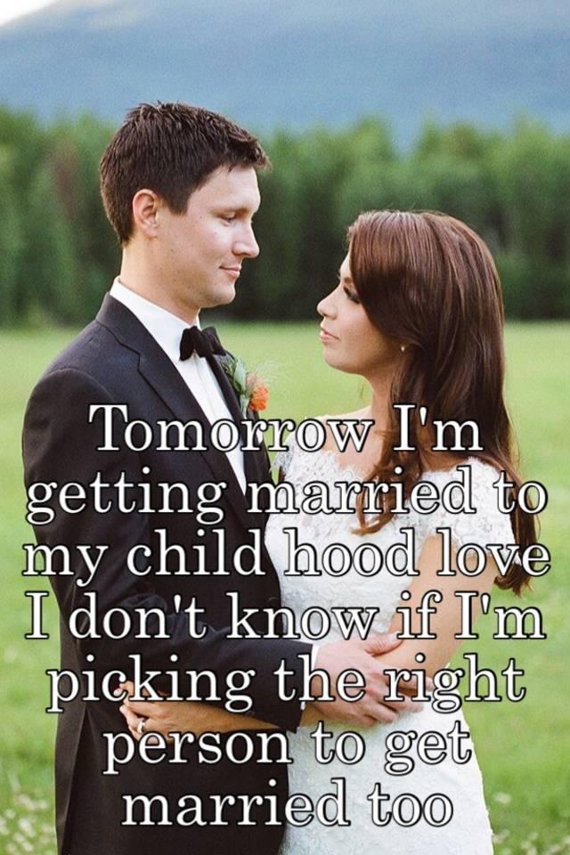 How do i know if i am married