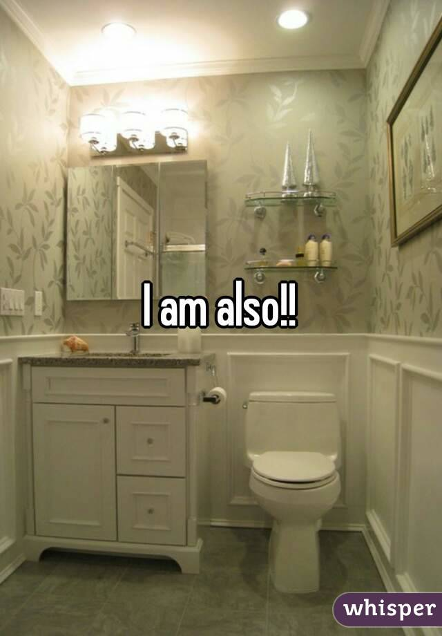 I am also!!
