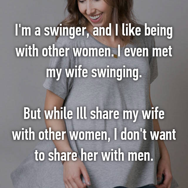 I want to share my wife with other men