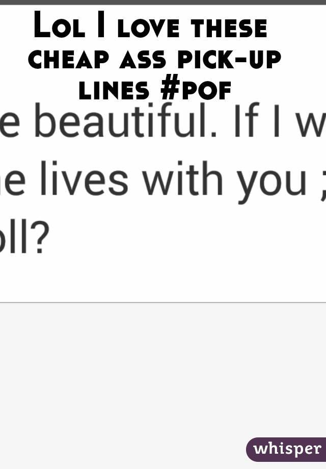 I Love You Pick Up Lines