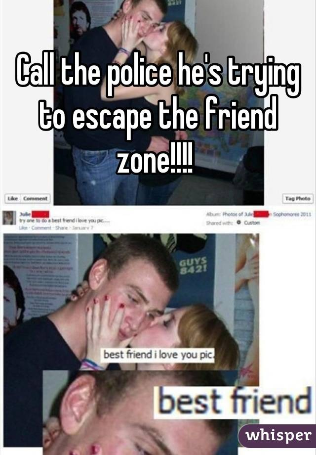 How Do I Escape The Friend Zone