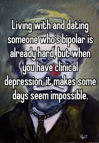 Dating a guy who is bipolar