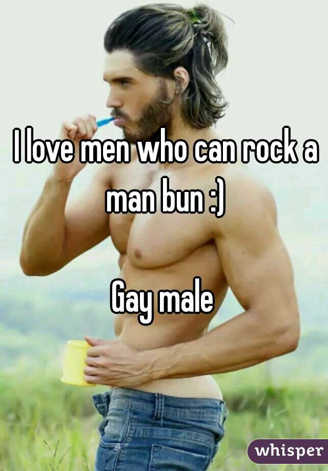 Gay male love