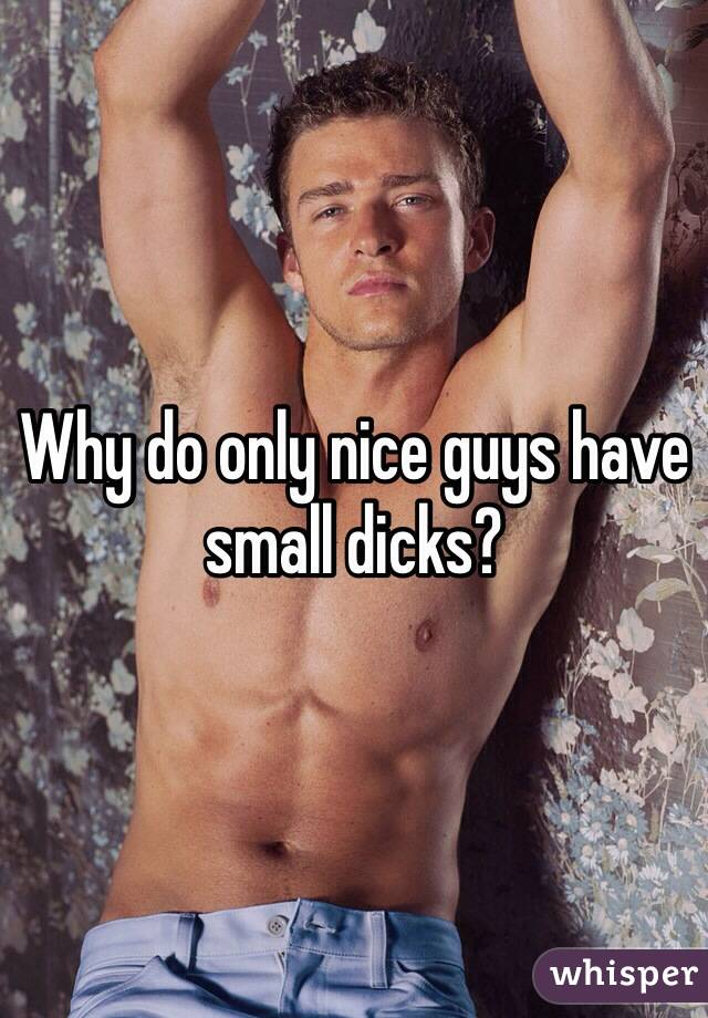 hot guys with little dicks