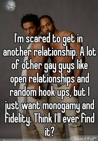 Im hookup a guy in an open relationship