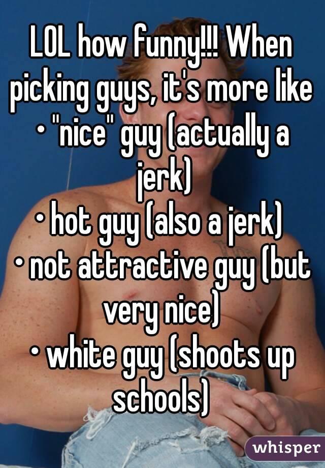 funny hot guys