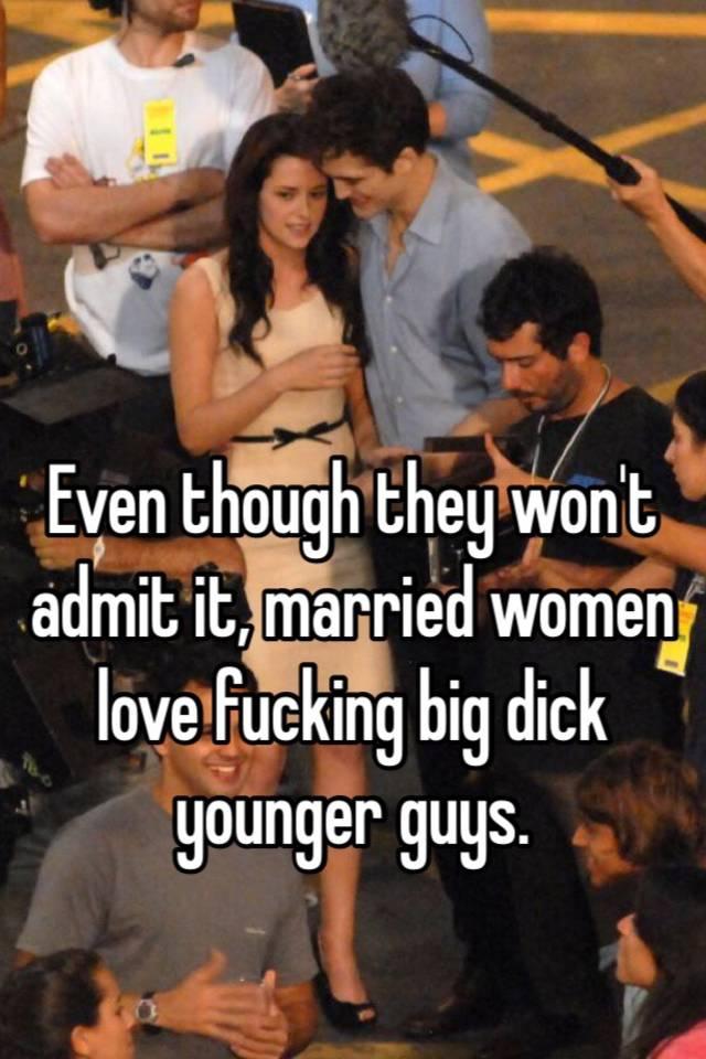 Women love dick