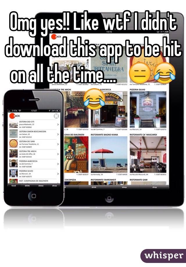 omg yes app download