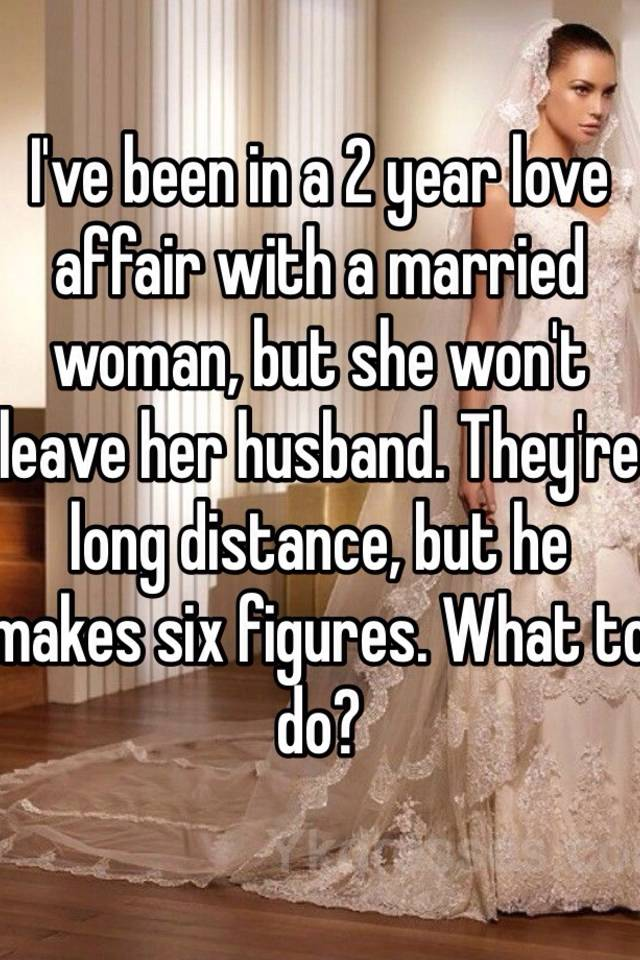 will married woman leave her husband