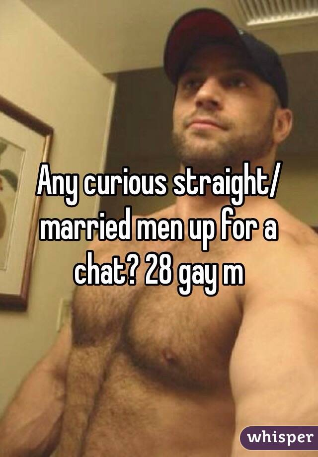 straight curious chat