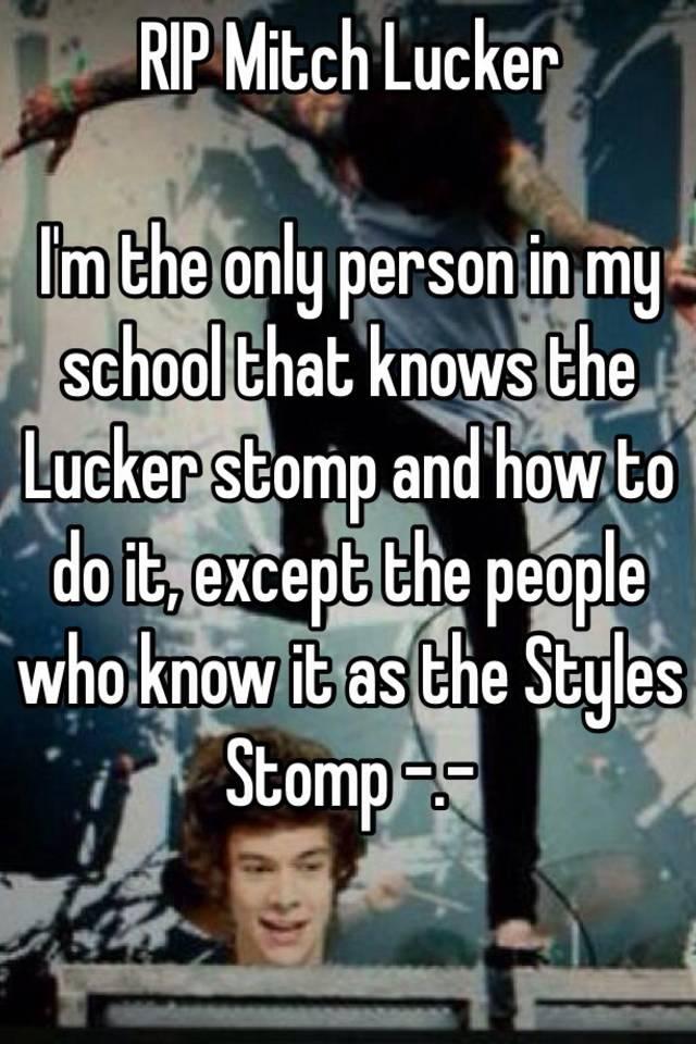 Lucker Stomp