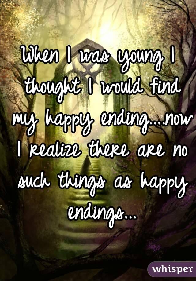 My happy endings