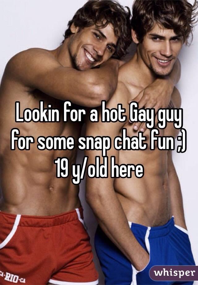 Gay fun boy