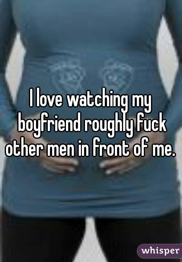 Wife fucks and i watch