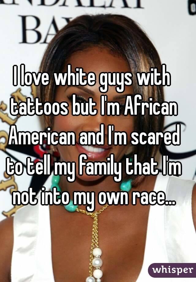 Love white guys