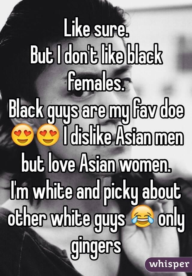 Women Love Asian Men