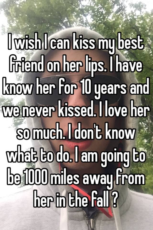 Lips Kiss The Do On Friends