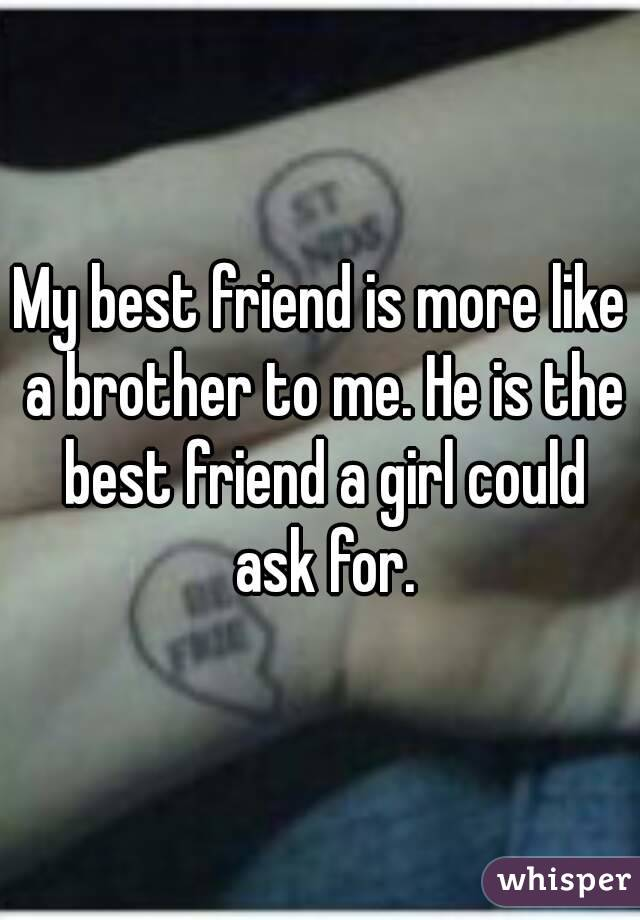 what should a best friend be like