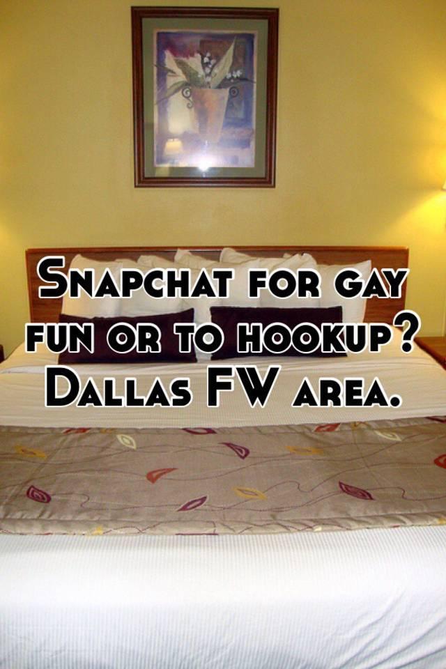 Gay dallas hookup