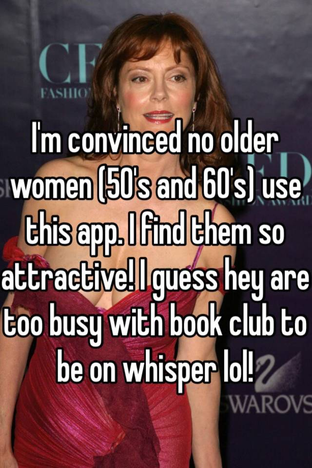older women app