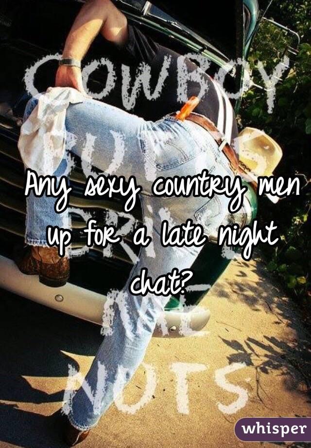 Night sexy chat