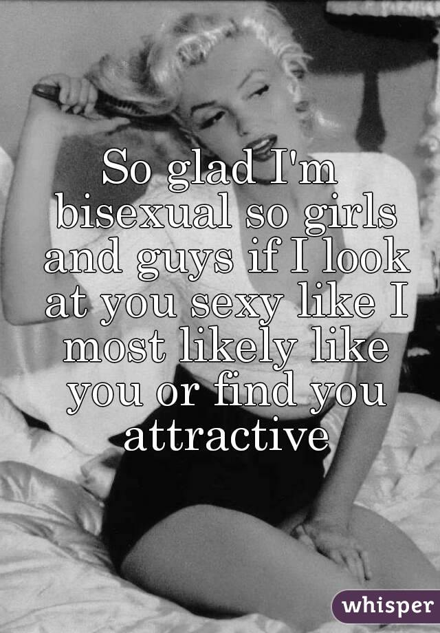 Do guys like bisexual girls