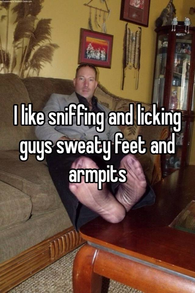 Guys Licking Guys Feet