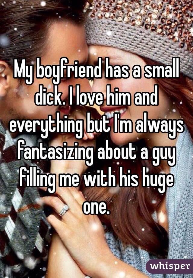 Dick i like small