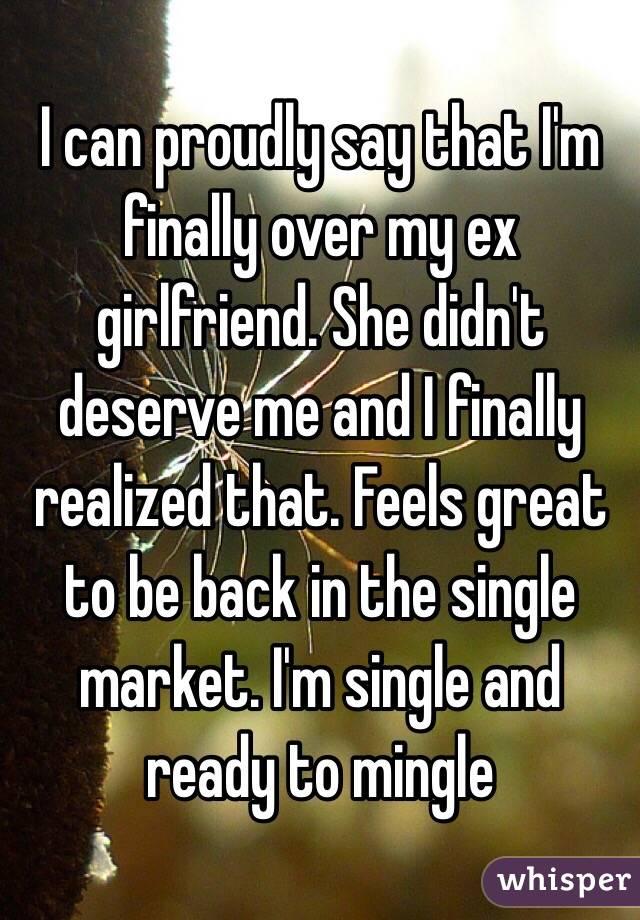 How Do I Get Over My Ex Girlfriend